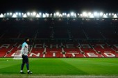 Anderson catches up with Ronaldo and Quaresma at Old Trafford