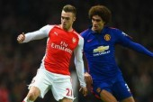 Fellaini thanks Man Utd fans for their support after Arsenal victory