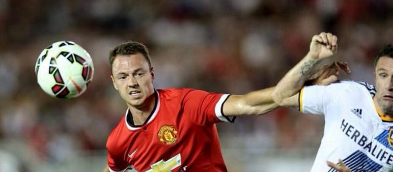 Jonny Evans comes through Man Utd's U21s game unscathed