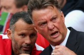 Van Gaal angry with Giggs rumours