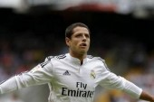 Ancelotti happy with Chicharito progress at Real Madrid