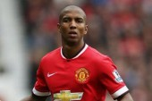 Ashley Young ruled out for four weeks