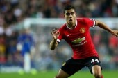 Andreas Pereira given place back on Man Utd bench