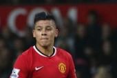 Marcos Rojo's girlfriend insists he scored against Stoke