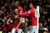 Pictures: Man Utd 2-1 Stoke City – Mata scores and De Gea seals win
