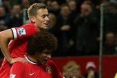James Wilson backed by Man Utd fans after performance against Stoke