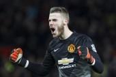 Man Utd fans delighted with De Gea's heroics against Stoke City