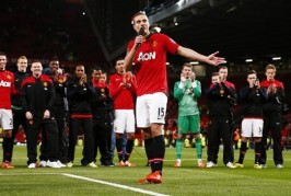 vidic 1 266x179 Home, Manchester United News