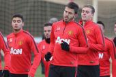 Joe Rothwell joins Man Utd first-team training