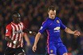 Van Gaal says Jonny Evans 'set him straight' over English defence comment