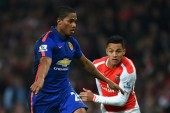 Valencia happy to play central midfield for Man Utd