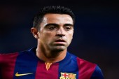 Man Utd foursome past and present make Xavi's all-star British XI