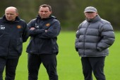 Meulensteen: Van Gaal will 'blow up' at some point