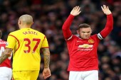 Pictures: Man Utd 3-0 Liverpool – Attacking trio seal the points