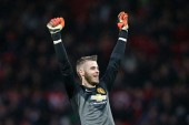 De Gea, Van Persie and Jones named in WhoScored Team of the Week