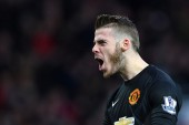 De Gea quashes rumours of fall out with Van Gaal