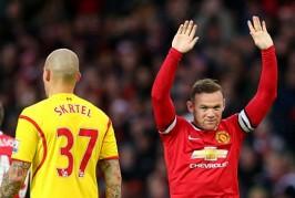 wayne rooney vs liverpool2 266x179 Home, Manchester United News