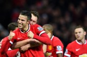 Van Persie: FA Cup shocks have raised morale
