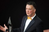 Louis van Gaal named Dutch coach of the year, Robin van Persie wins best sports moment and Daley Blind named best athlete