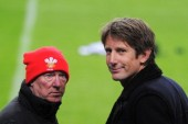 Van der Sar: Ferguson said door is always open