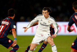 Bookmakers slash odds on Bale to Man United