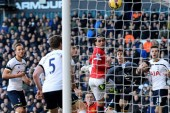 Pictures: Tottenham 0-0 Man Utd – Poor finishing from United