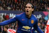 Falcao performance gives Man Utd reasons to be optimistic