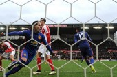 Pictures: Stoke City 1-1 Man Utd – Falcao salvages draw