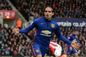 Falcao withdrawl leaves Man United fans bemused