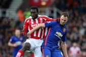 Evans' performance against Stoke leaves Man Utd fans baffled