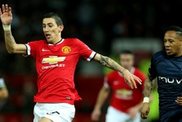 Di Maria happy in Manchester but leaves door open for future exit
