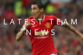 Man Utd team news for QPR including Van Persie, Falcao, Di Maria and Shaw