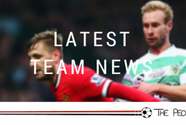Man United latest team news – Smalling and Evans ruled out, Van Persie and Shaw back, Valdes could make debut