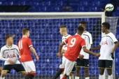 FAYC: Tottenham 3-1 Man Utd – Stunning Rashford goal not enough for U18s