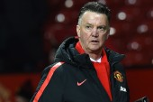 Van Gaal nominated for Manager of the Month