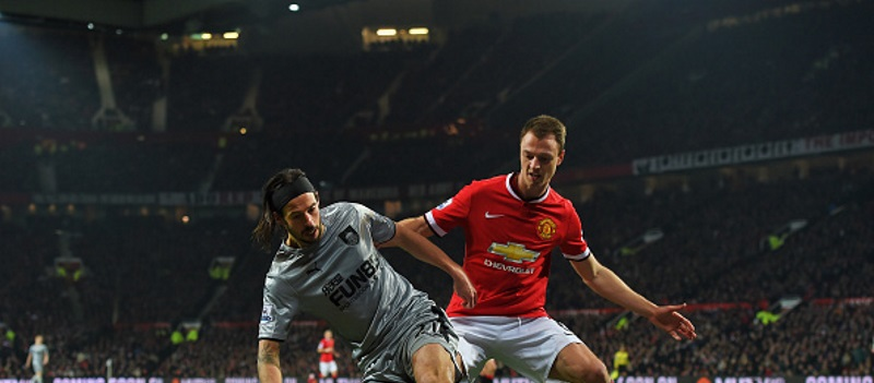 Jonny Evans' performance against Burnley leaves Manchester United fans lost for words