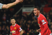 Manchester United's Chris Smalling records perfect ten rating with WhoScored