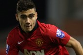 Pereira focused on breaking into Man United starting XI