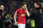 Daley Blind and Phil Jones injury doubts for Preston North End