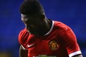 Man United U18s line-up vs Sunderland