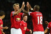 Ashley Young: Anderson and Darren Fletcher will be missed at Manchester United