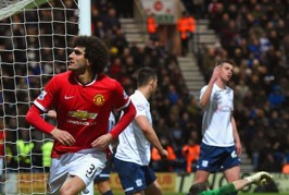 Marouane Fellaini quickly becoming an important player at Manchester United