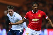 Louis van Gaal very happy for Antonio Valencia after contribution against Preston