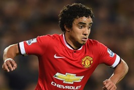 Rafael's future at Man United looks bleak