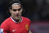 Falcao struggles for Man United U21s