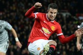 Van Gaal confirms Van Persie ankle injury