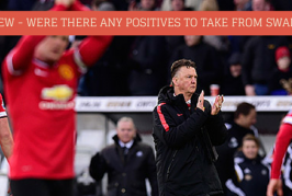 Fans' view: Positives to take from Swansea City vs Manchester United