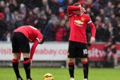 Louis van Gaal frustrated by Manchester United's poor finishing against Swansea City