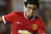 Van Gaal praises Rafael after stunner