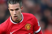 Van Persie out for up to six weeks – report